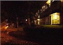 TQ2374 : Maisonettes on Kersfield Road, Putney by David Howard