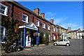 NU1033 : Blue Bell Hotel, Belford by Chris Heaton
