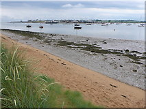 TM3338 : The River Deben.  by Nigel Mykura