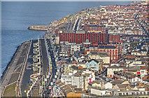SD3036 : Blackpool : Coastal Scenery by Lewis Clarke