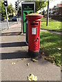 TG1908 : Earlham Five Ways Postbox by Adrian Cable