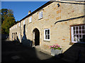NZ0971 : Cheeseburn Grange, Stamfordham - the stable block by Oliver Dixon