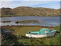 NF7001 : Loch Ob, Barra by Hugh Venables