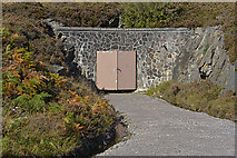 NH2938 : Adit entrance by Nigel Brown