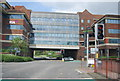 TQ1730 : Offices over the road by N Chadwick