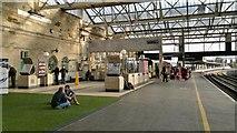 NY4055 : Carlisle Citadel station by Chris Morgan