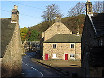 NY9650 : Blanchland south of the Square by Andrew Curtis