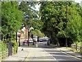 SK9769 : A15, Cross O'Cliff Hill by David Dixon