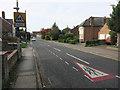TL3540 : Barkway Road, Royston by Hugh Venables