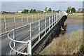 NY2257 : Whitrigg Bridge by Stephen McKay
