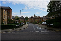TQ3874 : Heather Close, Hither Green by Bill Boaden