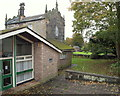 SK2853 : Church Street, Wirksworth, Derbys by David Hallam-Jones