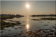 M3521 : Sunset from Prospect Pier by Ian Capper