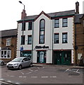 SP4540 : Banbury Guardian office in Banbury by Jaggery