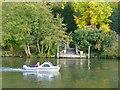 SU9084 : Cliveden - River Thames by Colin Smith