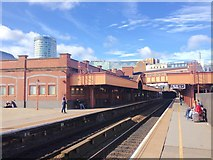 SP0786 : Birmingham Moor Street Station by Chris Whippet