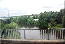 SE2320 : River Calder by N Chadwick