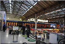 TQ2878 : Information, Victoria Station by N Chadwick