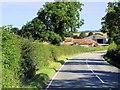 SK9327 : High Dike approaching Easton Lodge by David Dixon