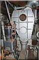 SU6303 : HMS Stalker - port engine room. by Chris Allen