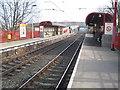NZ3265 : Jarrow Metro station, Tyne & Wear by Nigel Thompson