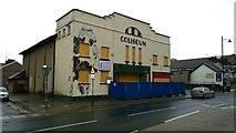 SH5639 : Porthmadog's Coliseum Cinema by Arthur C Harris