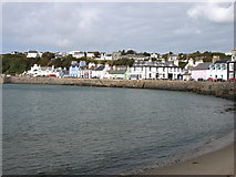 NW9954 : Portpatrick Harbour by David Purchase