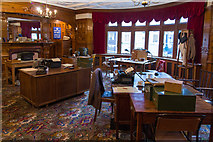 SP8633 : The library inside the Mansion at Bletchley Park by David P Howard