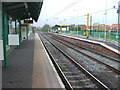 NZ3367 : Percy Main Metro station, Tyne & Wear by Nigel Thompson