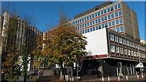 SK5803 : Office buildings in Welford Road by David Martin