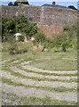 SX9192 : The labyrinth by Neil Owen