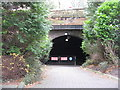 NT2672 : Entrance to the tunnel by M J Richardson