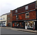 SU0061 : West Electrical and Crowman Antiques in Devizes by Jaggery
