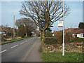 SP0875 : Northeast on Station Road, Wythall by Robin Stott