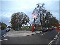 TQ1572 : Twickenham Green by David Howard