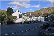SD3097 : The Black Bull Inn, Coniston by Tim Heaton