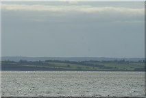TQ8485 : View of the Hoo Peninsula, Kent from Leigh-on-Sea by Robert Lamb