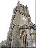 ST6601 : St Mary's Church, Cerne Abbas by Becky Williamson