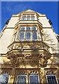 TL4558 : Double-height oriel window, Lloyd's Bank Chambers by Julian Osley