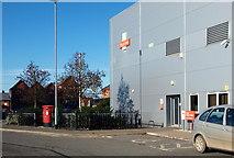 TF3243 : South End, Boston, Lincs by David Hallam-Jones