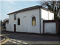 SP0775 : Wythall Baptist Church, Chapel Drive by Robin Stott