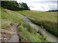 SN7763 : Old drove road to Nant-y-Stalwyn, Ceredigion by Roger  Kidd