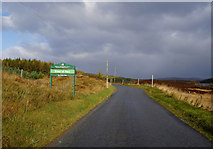 NN7754 : Braes of Foss, Tay Forest Park by Ian S