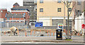J3373 : New supermarket, Sandy Row, Belfast - October 2014(1) by Albert Bridge
