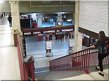 TQ2882 : Baker Street underground station by Oast House Archive