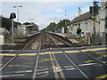 TQ5206 : Berwick (Sussex) railway station by Nigel Thompson