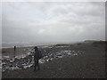 SD2062 : Shingle beach, Walney Island by Karl and Ali