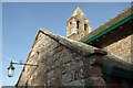 NY2262 : Detail - Bowness on Solway Church by Stephen McKay