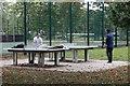 SU7373 : Outdoor Table Tennis by Bill Nicholls