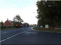 TG1908 : B1108 Earlham Road, Earlham by Adrian Cable